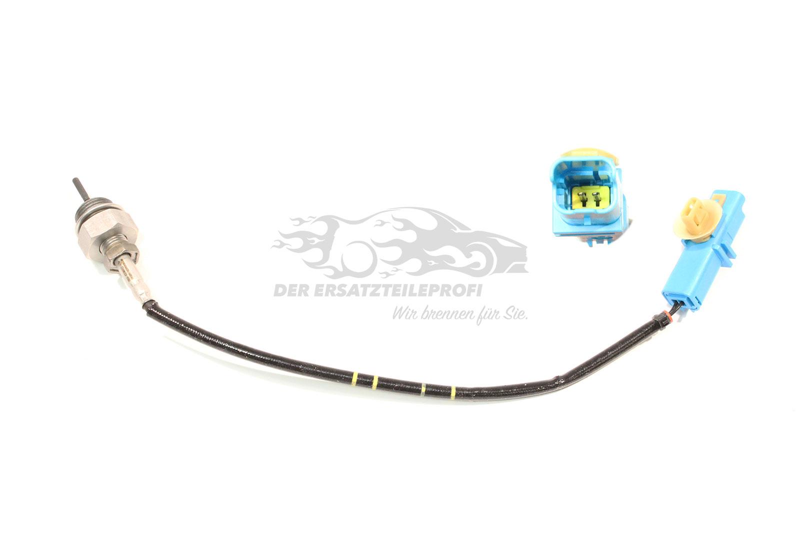 OE RENAULT Sensor Abgastemperatursensor Sonde FAP MEGANE II 2.0 DCI 8200688565